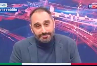 """VIDEO/ Gubitosa al Tgcom24: """"Fiero di dimezzarmi lo stipendio insieme ai colleghi del M5s"""""""