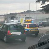Incidente sulla Variante, scontro tra un'auto ed un furgone. Disagi e rallentamenti per gli automobilisti