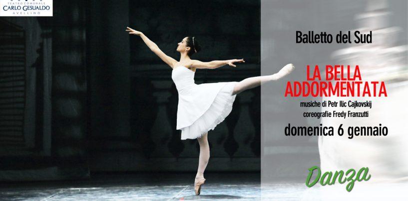 """Epifania, al Teatro """"Carlo Gesualdo"""" si danza con """"La Bella Addormentata"""""""