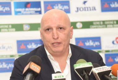 """Avellino, Mauriello sulla questione stadio: """"Ecco come abbiamo trovato l'accordo"""""""