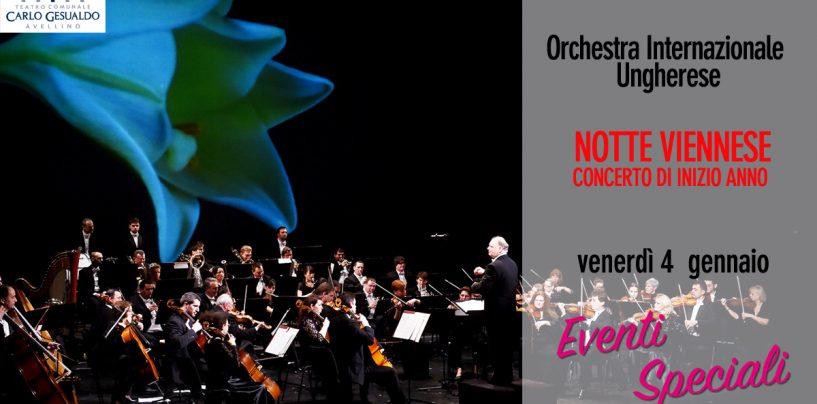 """Il 2019 inizia in musica al """"Gesualdo"""": venerdì c'è l'Orchestra Internazionale Ungherese"""