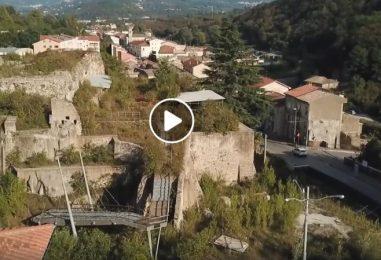 VIDEO/ Il castello di Avellino nel degrado: il restauro è bloccato da 10 anni