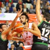 LIVE/ Basketball Champions League: Sidigas Avellino-Ucam Murcia in diretta