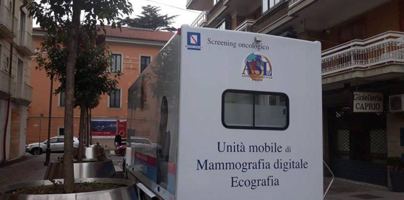 """Morgante: """"La radioterapia ad Ariano si farà"""". Lotta ai tumori, attivata in città unità mobile per lo screening"""