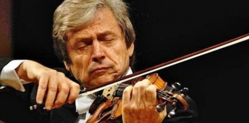 Irpinia Musica e Castelli, rinviato il concerto del maestro Uto Ughi