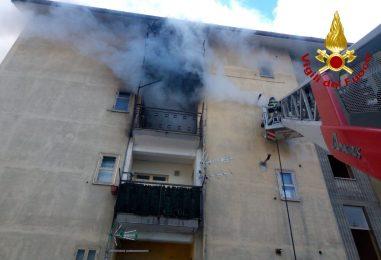 VIDEO/ Montoro, si allungano i tempi di rientro per le famiglie dopo l'incendio