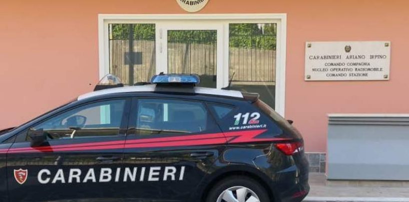 Rapina alla BCC di Ariano Irpino, indagini in corso dei carabinieri