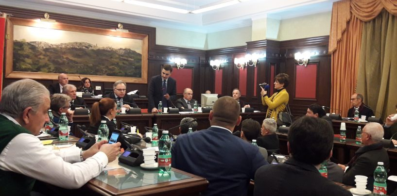 "Lioni-Grottaminarda: ""Ripartano i lavori"", Regione, sindaci, industriali e sindacati insieme ad Ariano"