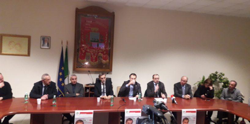 """""""Priorità lavoro e infrastrutture"""", Delrio a Frigento attacca il Governo: """"Così l'Italia torna indietro"""""""