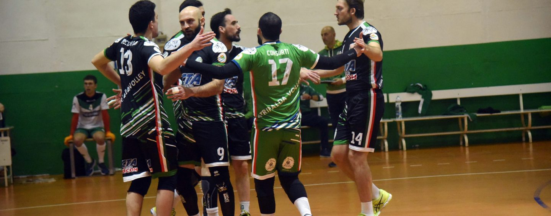 Serie B, l'Atripalda Volleyball a Pozzuoli in cerca di continuità