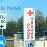 """Avellino: impatto violento tra auto, due giovani in codice rosso al """"Moscati"""""""