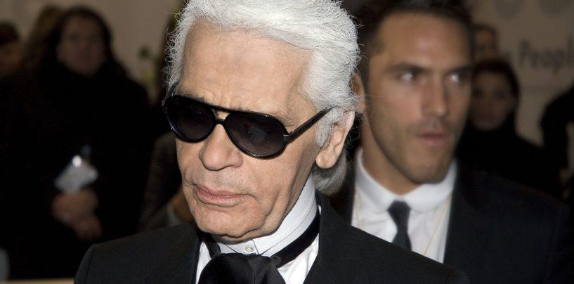 Addio al re dell'alta moda Karl Lagerfeld. Alla gatta Choupette, la sua eredità