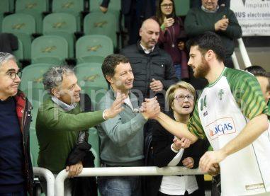 Sidigas Avellino-Germani Basket Brescia: la fotogallery del successo biancoverde