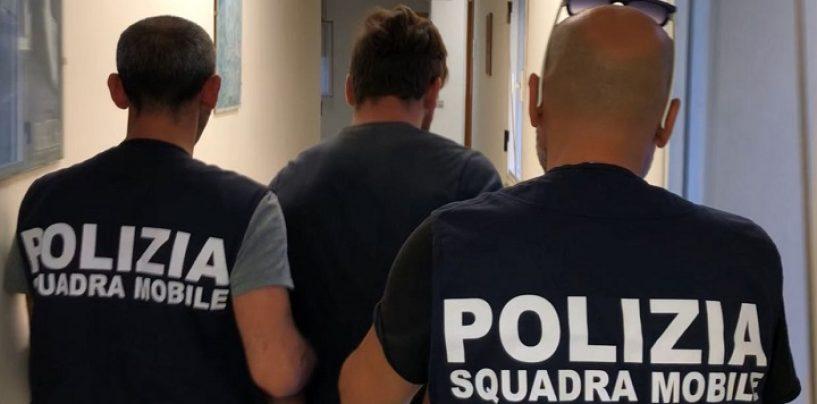 Truffa, ricettazione e autoriciclaggio per 400mila euro: due arresti