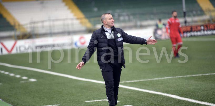 """Cinelli: """"Avellino, che impatto sul match"""". Ma il Lanusei non muore mai"""