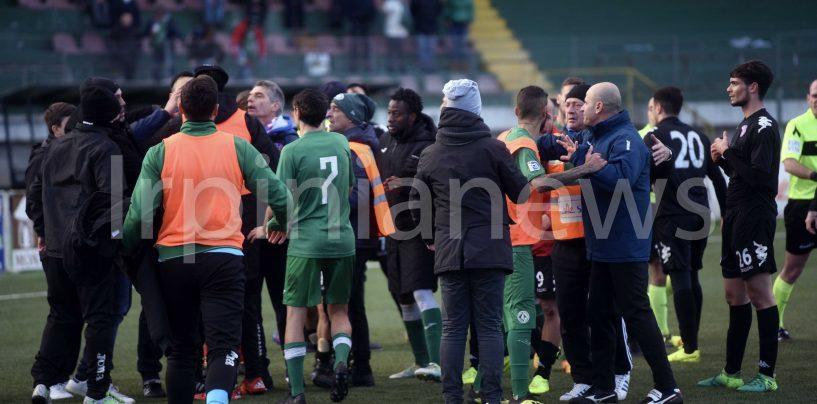 Avellino-SFF Atletico, la fotogallery del successo biancoverde