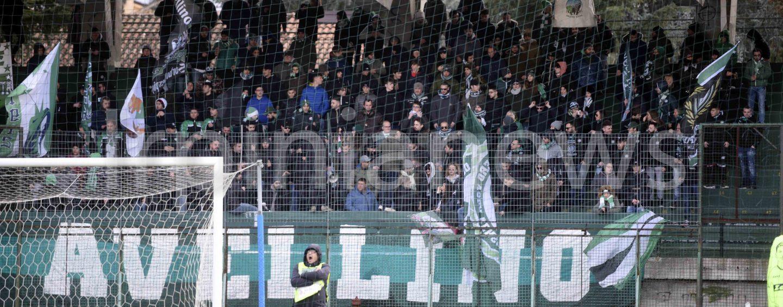 Avellino-Monterosi, donne e Under 16 allo stadio a metà prezzo