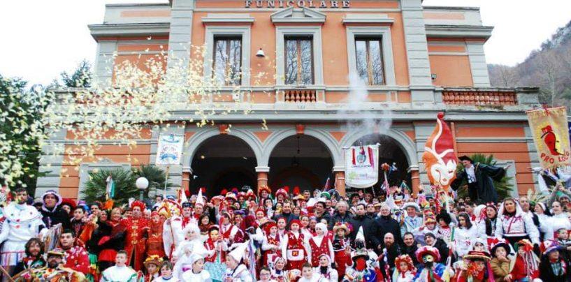 """Divertimento, tradizione e festa: tutto pronto per il """"Carnevale Princeps Irpino"""""""