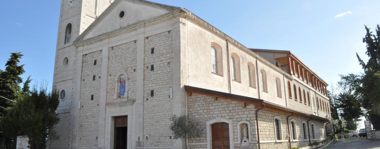 Turismo a Grottaminarda, l'amministrazione scommette sul Santuario di Carpignano
