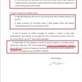 Lioni-Grottaminarda, il Commissario non ha mai inviato al Governo i documenti richiesti. Ecco le prove