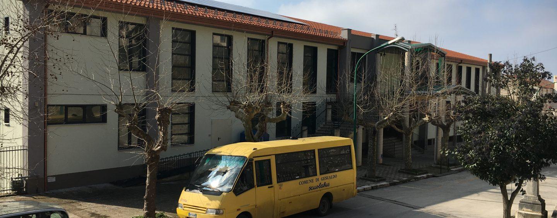 Gesualdo, fondi dalla Regione per l'adeguamento sismico dell'ex scuola elementare