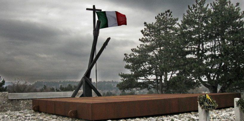 Foibe, oggi è il Giorno del Ricordo: tra le vittime tanti irpini