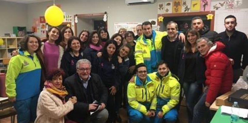 Contro il tumore al seno, Giornata della prevenzione a Pratola Serra
