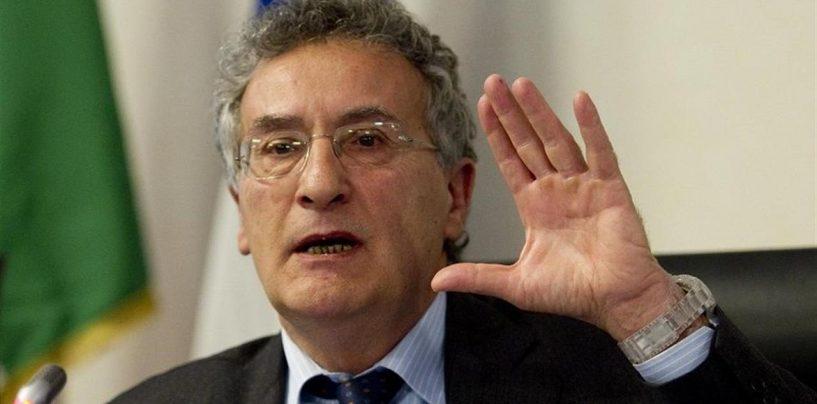 """""""La vera forza delle mafie sta fuori dalle mafie"""", il monito di Franco Roberti sulla corruzione nella società civile"""