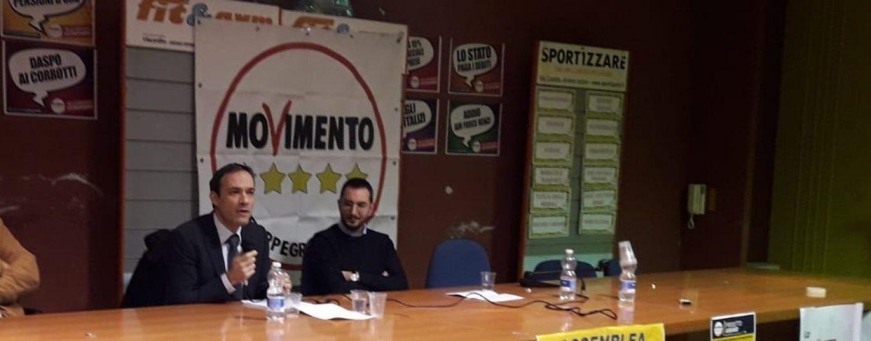 M5S ad Ariano, la campagna elettorale parte dalle periferie