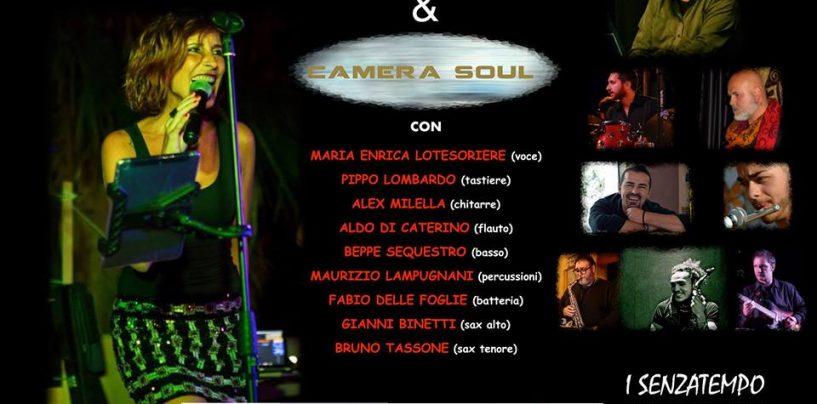 """""""Vietato star seduti"""", ad Avellino arrivano Marchio Bossa and Camera Soul Orchestra"""