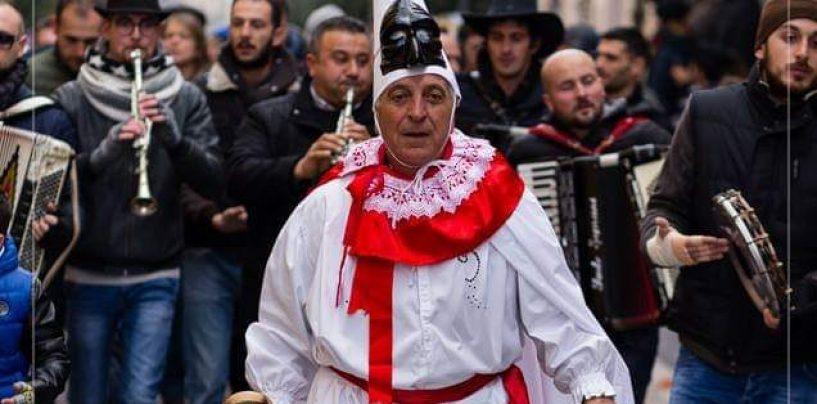 Carnevale delle Culture, a Montemarano Bennato e la tarantella più lunga della storia