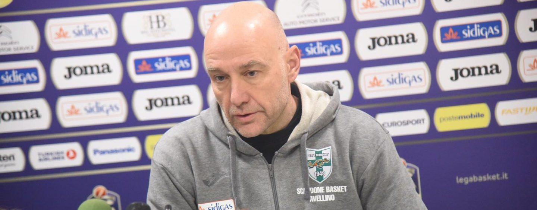 """Sidigas, si riparte da Trento. Vucinic: """"Dopo la pausa dobbiamo affrontare una delle squadre migliori. Puntiamo in alto"""""""