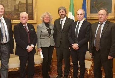 """Piccoli Comuni, la delegazione nazionale dal presidente Fico: """"Nella legge di Stabilità misure contro la desertificazione"""""""