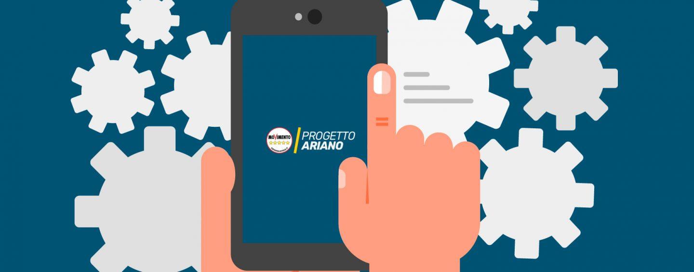 """""""Progetto Ariano"""" da oggi disponibile come app per smartphone"""