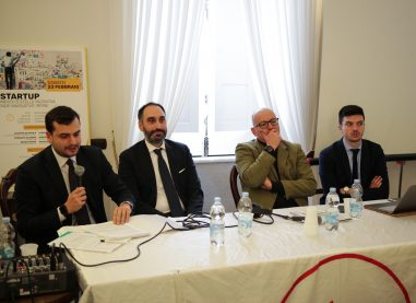 FOTOGALLERY/ We Start-Up: il Movimento 5 Stelle incontra l'imprenditoria irpina