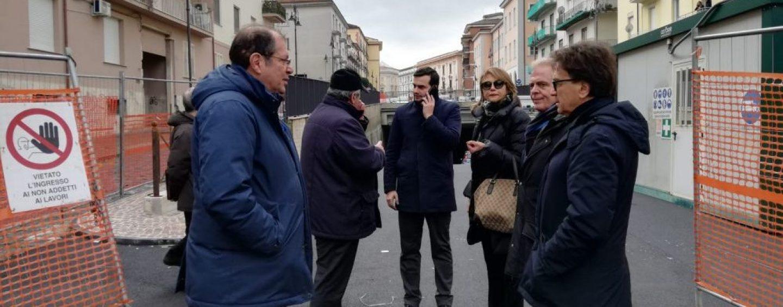 """Via libera al sottopasso di piazza Libertà, Sibilia: """"Lieto di sentire una buona notizia"""""""