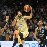 LIVE/ Final Eight: Sidigas Avellino-Happy Casa Brindisi in diretta