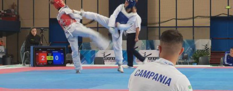 Taekwondo, sei medaglie per l'Accademia D'Alessandro in Puglia