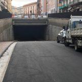 Tunnel, parere positivo dei tecnici alla percorribilità del sottopassaggio