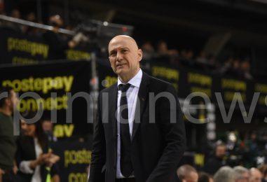UFFICIALE/ Vucinic non è più l'allenatore della Sidigas: squadra al vice Maffezzoli