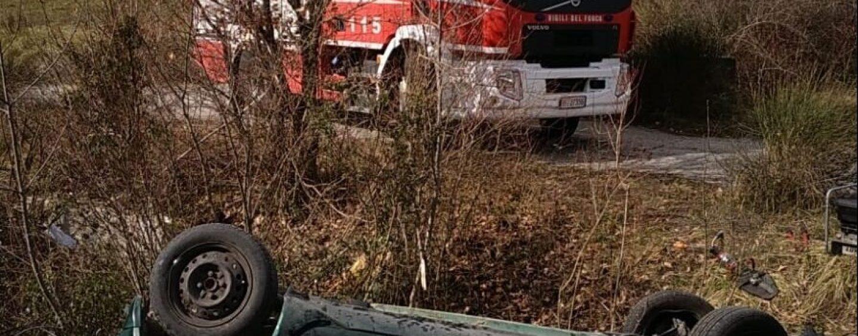 Incidente sull'Ofantina: muore un 21enne