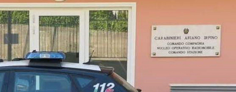 Evade dai domiciliari, 40enne di Ariano beccato in flagranza