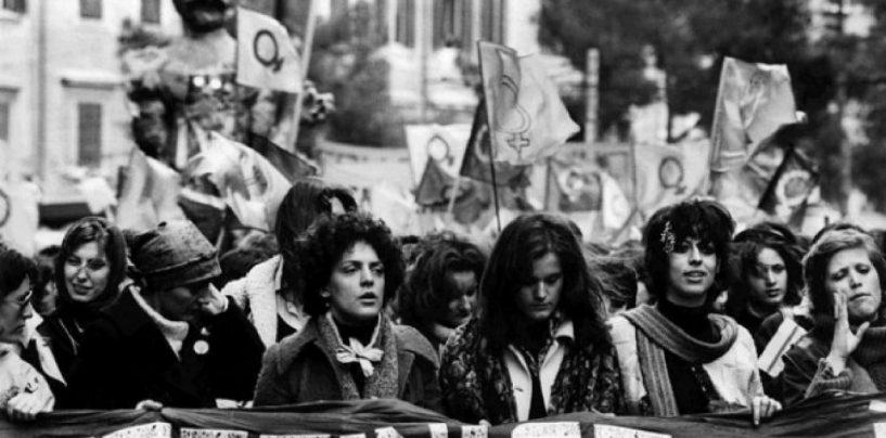 I movimenti femministi a Napoli e in Campania. A Grottaminarda la mostra fotografica