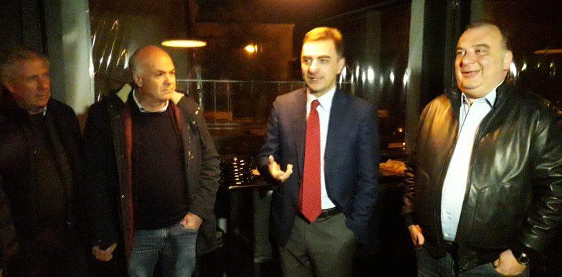 """Martusciello (Ppe) sul Tricolle per le Europee e il suo endorsement a Gambacorta: """"Esempio di ottimo amministratore"""""""