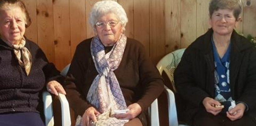 """Festa grande per """"Zia Mariuccia"""", la nonna più longeva di Pratola Serra con i suoi 105 anni"""