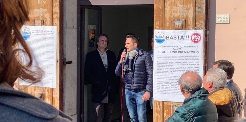 """Forno crematorio, il Comune ci ripensa. SìAmo Pratola: """"Una vittoria per l'intera comunità"""""""