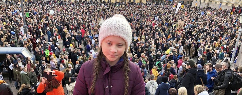 Climate Strike, lo sciopero globale nel segno di Greta: in migliaia per fermare la crisi climatica