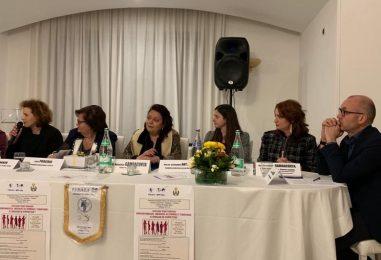 FOTO/ Impresa donna, la Fidapa di Ariano premia le eccellenze rosa dell'Irpinia