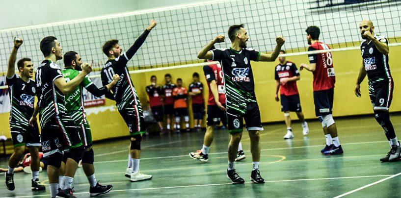 Atripalda Volleyball, blitz a Potenza e nuova ipoteca sulla salvezza