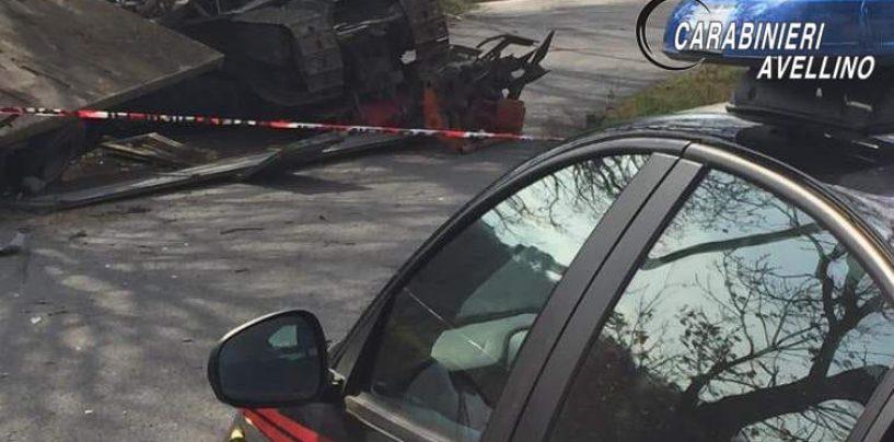 FOTO/ Schiacciato dal trattore, muore un bracciante di 51 anni